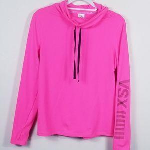 Victoria Secret x Sport neon crowl neck Pullover !